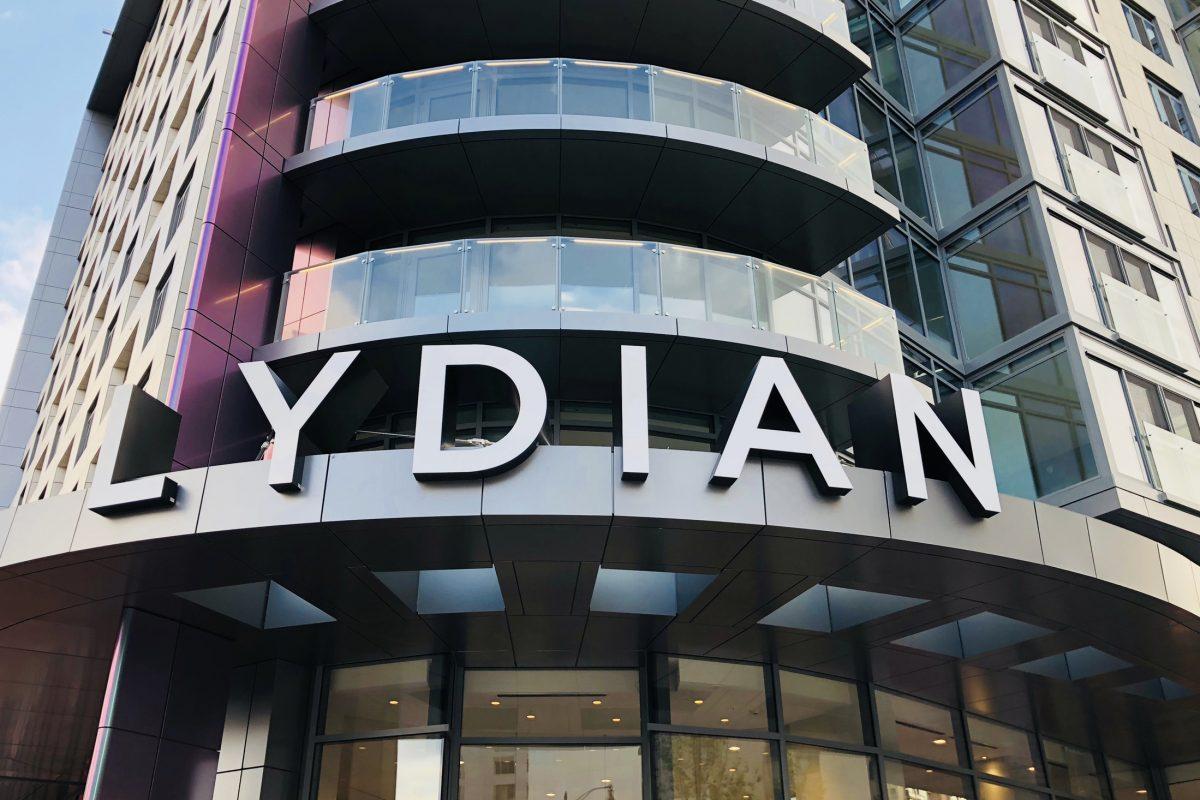 Lydian's Exterior